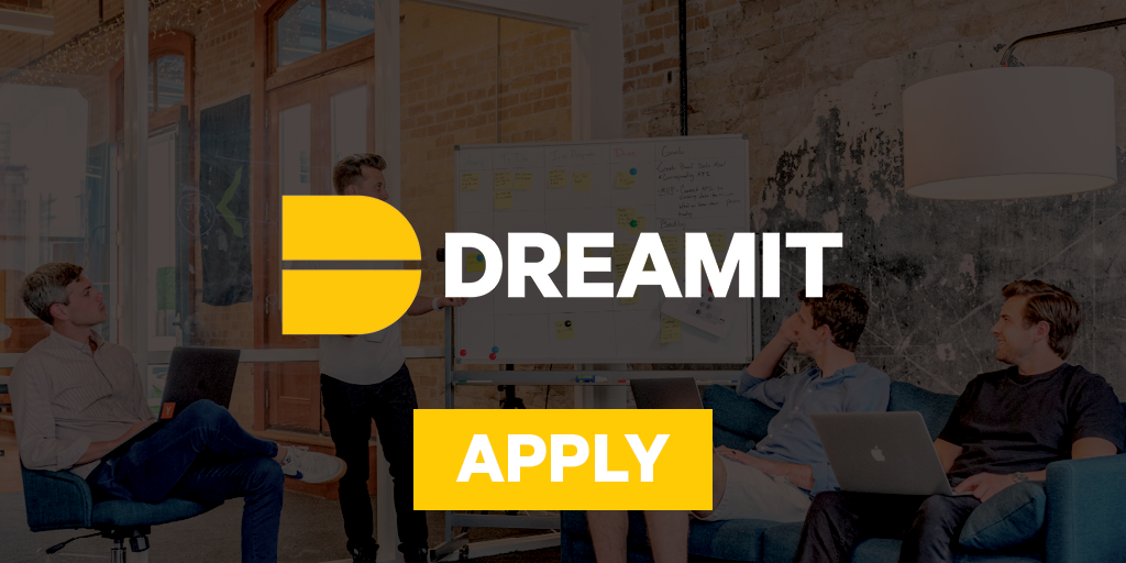 Apply to Dreamit
